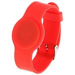 Atlo Bracelet Rfid Couleur Rouge Compatible Mifare 13.56mhz ATO_707MR