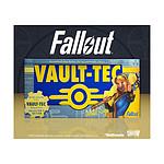 Fallout - Panneau métal Vaul-Tec
