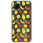 1001 Coques Coque silicone gel Huawei P40 Lite motif Fruits tropicaux