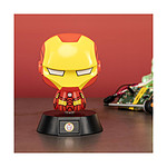 Marvel - Veilleuse 3D Icon Iron Man