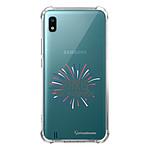 LA COQUE FRANCAISE Coque Samsung Galaxy A10 anti-choc souple angles renforcés transparente Paris est magique