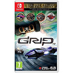 GRIP Combat Racing Roller VS Airblades Ultimate Edition (SWITCH)