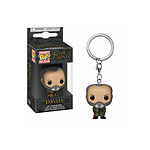 Game of Thrones - Porte-clés Pocket POP! Davos 4 cm