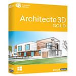 Architecte 3D Gold - Licence perpétuelle - 1 poste - A télécharger