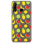1001 Coques Coque silicone gel Huawei P30 Lite motif Fruits tropicaux