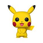 Pokemon - Figurine POP! Super Sized Pikachu 25 cm