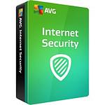 AVG Internet Security - Licence 2 ans - Postes illimités - A télécharger