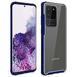 Avizar Coque Bleu Nuit pour Samsung Galaxy S20 Ultra