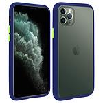 Avizar Coque Bleu Nuit pour Apple iPhone 11 Pro Max