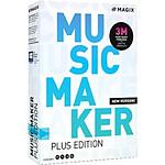Magix Music Maker Plus Edition - Licence perpétuelle - 1 poste - A télécharger