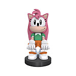 Sonic The Hedgehog - Figurine Cable Guy Amy Rose 20 cm