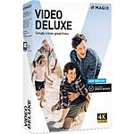 Magix Vidéo deluxe - Licence perpétuelle - 1 poste - A télécharger