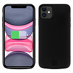Avizar Coque batterie Noir pour Apple iPhone 11