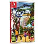 Rollercoaster Tycoon Adventures (SWITCH)