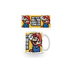 Nintendo - Mug Super Mario Makes You Smaller