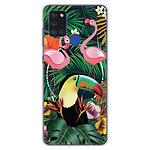 1001 Coques Coque silicone gel Samsung Galaxy A21S motif Tropical Toucan