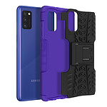 Avizar Coque Violet pour Samsung Galaxy A41