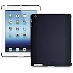 PURO  Coque BACK COVER New iPad/iPad2 Bleu foncé