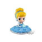 Disney - Figurine Q Posket SUGIRLY Cinderella A Normal Color Version 9 cm