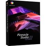 Pinnacle Studio 23 Ultimate - Licence perpétuelle - 1 poste - A télécharger