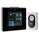 Otio 810038 Station météo couleur avec capteur extérieur sans fil