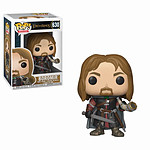 Lord of the rings - Figurine Bobble Head POP N° 630 Boromir