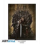 Game Of Thrones -  Collector Artprint Trà´Ne