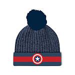 Captain Marvel America - Bonnet Logo Captain Marvel America