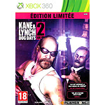 Kane & Lynch 2 : Dog Days Limited Edition (Xbox 360)