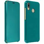 Avizar Etui folio Vert pour Huawei P20 Lite