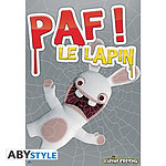 Lapins Cretins -  Poster Paf Le Lapin (98 X 68 Cm)