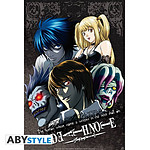 Death Note -  Poster Groupe 1 (52 X 38 Cm)
