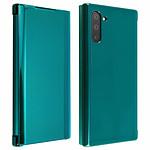 Avizar Etui folio Vert pour Samsung Galaxy Note 10