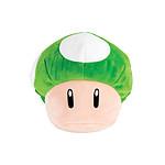 Mario Kart - Peluche Mocchi-Mocchi 1-Up Mushroom 36 cm