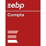 EBP Comptabilité ACTIV - Licence perpétuelle - 1 poste - A télécharger