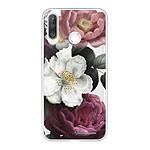 LA COQUE FRANCAISE Coque Huawei P30 360 intégrale transparente Fleurs roses Tendance