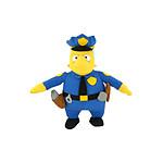 The Simpsons - Peluche Chief Wiggum 31 cm