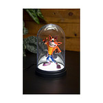 Crash Bandicoot - Lampe Bell Jar 20 cm