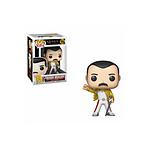Queen - Figurine POP! Freddie Mercury Wembley 1986 9 cm