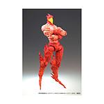 JoJo's Bizarre Adventure - Figurine Super Action Chozokado (Magician's Red) 16 cm