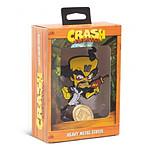 Crash bandicoot - Figurine Heavy Metal Statue Dr.Neo 13cm