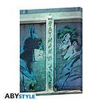 Dc Comics -  Toile Batman Vs Joker (30 X 40 Cm)