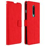 Avizar Etui folio Rouge pour OnePlus 8