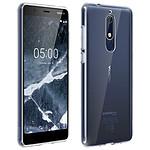 Avizar Coque Transparent pour Nokia 5.1