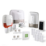Delta Dore - Pack alarme maison Tyxal + GSM Kit 4