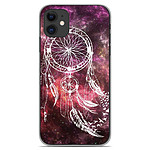 1001 Coques Coque silicone gel Apple iPhone 11 motif Dreamcatcher Space