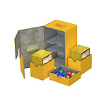 Ultimate Guard - Boite pour cartes Twin Flip'n'Tray Deck Case 160+ taille standard XenoSkin Amb