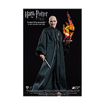 Harry Potter - Figurine Real Master Series 1/8 Lord Voldemort Flash Ver. 23 cm