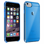 Coque iPhone SE 2020 / 8 / 7/ 6 / 6S Translucide bleu