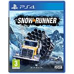 SnowRunner (Playstation 4)